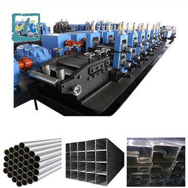 Carbon Tube Mill Machine Line